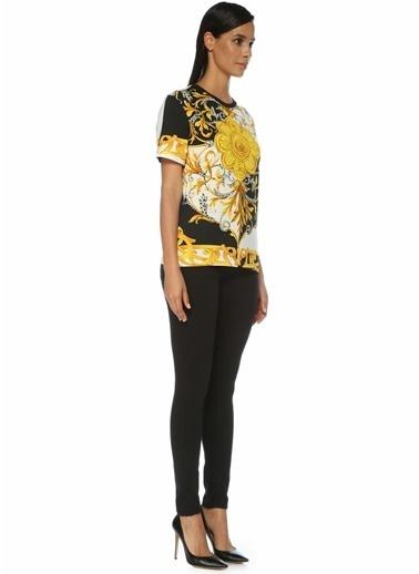 Versace Tişört Renkli